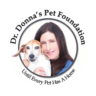 Dr. Donna's Pet Foundation Logo
